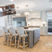 before and after kitchen remodel by lowell custom homes