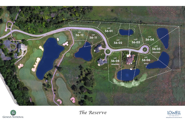The Reserve Homesite Lowell Custom Homes Lake Geneva WI