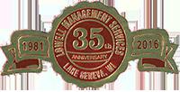 35th Anniversay