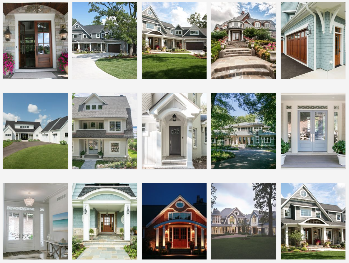 Inviting Entries Ideabook on Houzz