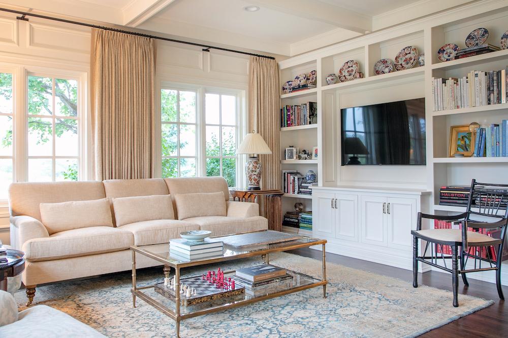 Modern classic home trend