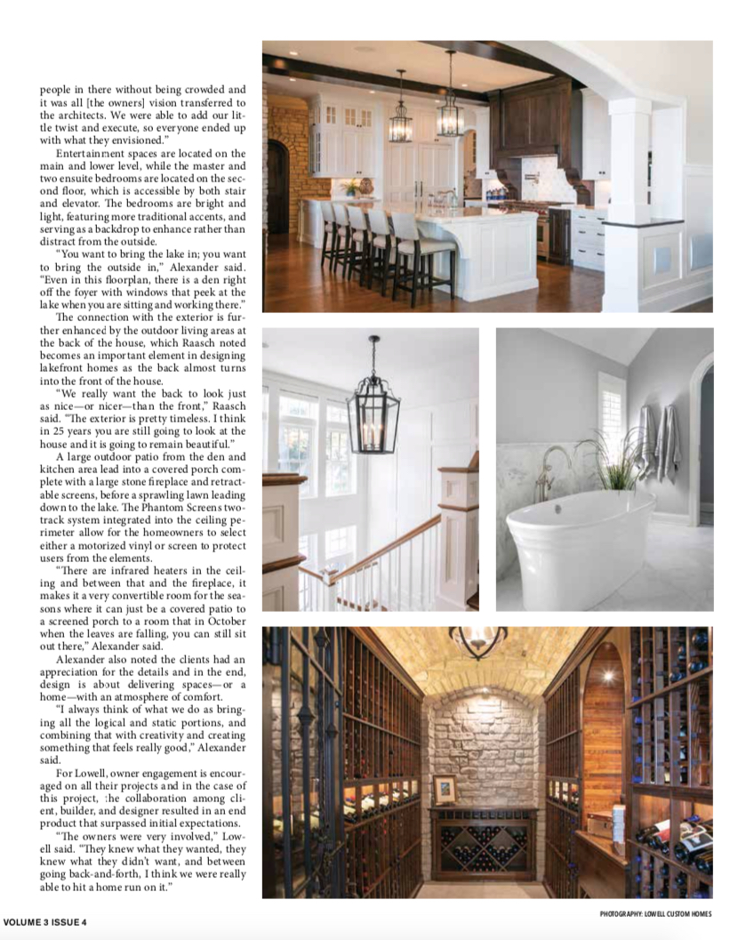 Great Lakes By Design Lowell Custom Homes page 4